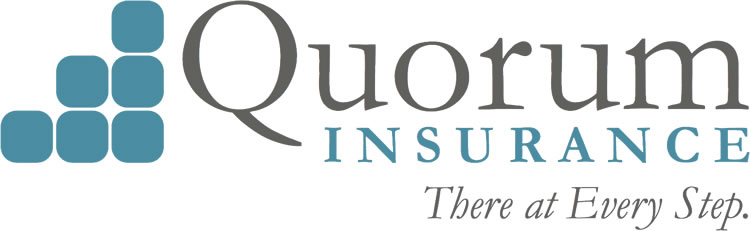 Quorum Insurance homepage